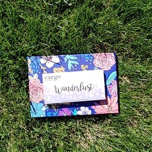 Cargo Wanderlust Eye Shadow Palette 😍😍